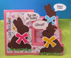 Vanessa's Paper Creations: more Easter card fun!