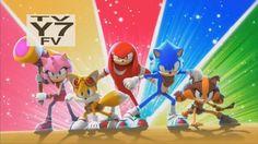 Sonic Boom: TV Show - Intro