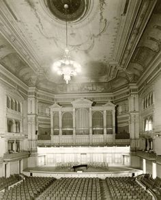 Troy Music Hall