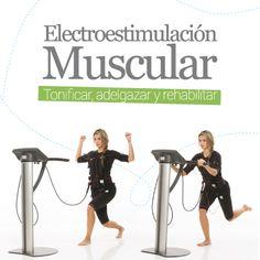 Electroestimulación Muscular: Tonificar, adelgazar y rehabilitar http://www.inkomoda.com/electroestimulacion-muscular-tonificar-adelgazar-y-rehabilitar/