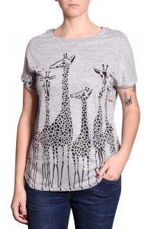 Comprar Camiseta Mescla Girafas