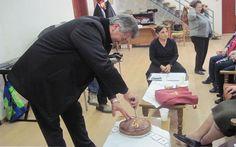Tην πρωτοχρονιάτικη πίτα της έκοψε η χορωδία του ΚΑΠΗ Αλεξάνδρειας