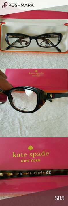 88358f698c Kate Spade Rx frames Brand new with case. Demo lens still in