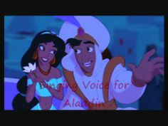 Disney Princes and Heroes - Character Voices and Live Action Models