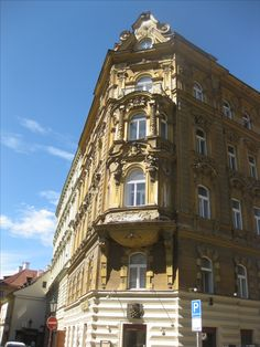 Prague - Just a House of the City