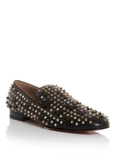 Rollerboy spiked loafers | Christian Louboutin | MATCHESFASHIO...