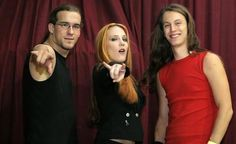 Coen, Simone and Mark (Epica)