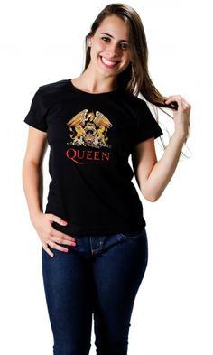 PERSONALIZADAS » Camisetas Bandas - Nossa Camisa