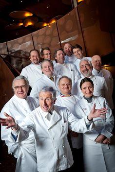 Collège Culinaire de France - Nos Chefs