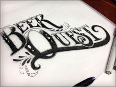 BQ branding  by Joshua Bullock