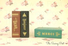 ♡book stamps♡