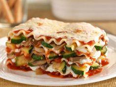 Primavera # Barilla en Platillos con Barilla porque esta lasagna vegetariana se ve riquisima