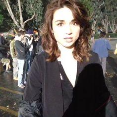 Teen Wolf 3 | Image - Teen Wolf Season 3 Behind the Scenes Crystal Reed Stormy Night ...