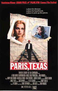 Paris, Texas (1984) #1980s #1984 #27x41