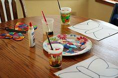 Fun Crafty Activities