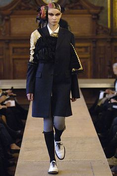 Comme des Garçons Fall 2006 Ready-to-Wear - Collection - Gallery - Style.com