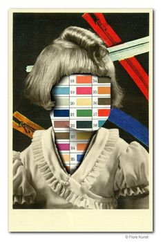 """Colored freak"" © Flore Kunst"