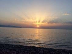 Tonnara beach