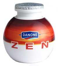 Danone Zen launched in Belgium (2004)