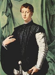 Lodovico Capponi, ca. 1550-1555 (Bronzino)  (1503-1572)       The Frick Collection New York, NY    1915.1.19