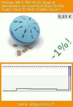Premier BB-P-TNT-M-28 Jouet et distributeur de nourriture Busy Buddy Puppy Twist N Treat modèle moyen (Divers). Réduction de 68%! Prix actuel 8,85 €, l'ancien prix était de 27,71 €. https://www.adquisitio.fr/premier/bb-p-tnt-m-28-jouet