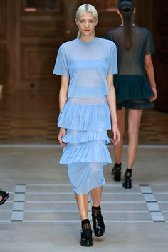 10 Fashion Trends From Paris' Most Game-Defining Shows #refinery29  http://www.refinery29.com/2014/10/75540/paris-fashion-trends#slide26  Maison Lejaby