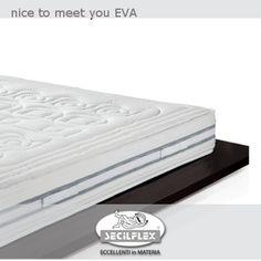#buonasera Continua il nostro percorso di presentazione dei nostri prodotti d'eccellenza #nicetomeetyou  Oggi è la volta di EVA #materasso in memory foam ad un prezzo eccezionale!  Vogliamo conoscerci? http://bit.ly/1oXpJts #Secilflex #riposo #design #dormiresano #eccellentiinmateria