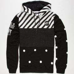 NEFF Black N White Mens Hoodie 240907100 | Sweatshirts | Tillys.com