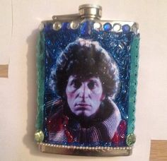 Doctor Who flask