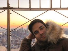 Nice view dont you think?   #nyc #newyork #manhattan #empirestate #holidays #newyorker #downtown #citylife #nyclife #funtimes#ootd #uniqlo #avgeek #portrait #winter #december #nyclife #citybreak #travelblogger #tweegram #photography #nycphotographer #instadaily #instagood #instatravel #instagram