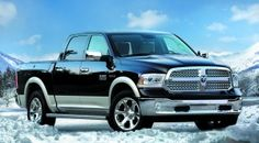 Ram trucks undergo extreme cold weather testing to ensure Ram trucks thrive even when conditions are not ideal.