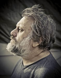 """""""I secretly think reality exists so we can speculate about it."""" Zizek"""