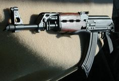 AK-47 (Yugo M70 underfolder). My choice of carry rifle.