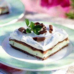 Chocolatey Frozen-Mint