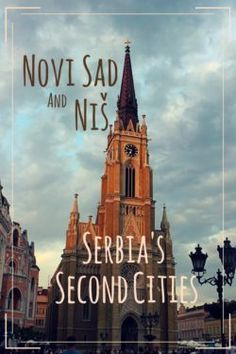 Novi Sad and Niš are both great cities to visit when travelling in Serbia if you want to see more of this beautiful country than just Belgrade.