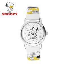 2017 Snoopy Kids Watch Children Watch Casual Fashion Cute Quartz Wristwatches Girls Boys Leather clock //Price: $US $32.90 & FREE Shipping //     #hashtag2