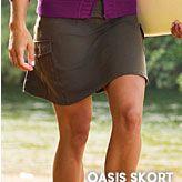 Love running skirts.