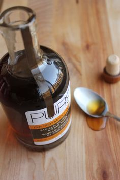 Pure Infused Maple Syrup:  a phenomenal new Nova Scotia product!