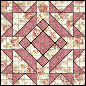 Quilts To Be Stitched - Eleven plus patch quilt patterns -- Four Queens