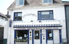 Three Course Meal at Crackpots Ceramic Restaurant & Wine Bar Fine dining in a rustic French styled restaurant in the heart of Kinsale. Course Meal, Rustic French, Fine Dining, Restaurant, Ceramics, Wine, Bar, Outdoor Decor, Home Decor