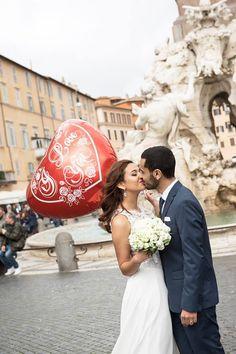 ROMANTIC VALENTINE'S DAY WEDDING IN ROME ITALY hair and makeup by Janita Helova www.janitahelova.com