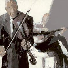 Bernard Ott - Le violon