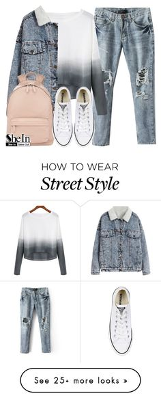 """"""" Lights"""" by alexandra-provenzano on Polyvore featuring Chicnova Fashion, Givenchy, Converse, women's clothing, women's fashion, women, female, woman, misses and juniors"""