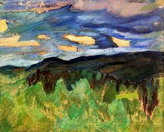 bofransson:  Helmer Osslund - Landscape