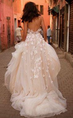 Featured Dress: Liz Martinez; Wedding dress #WedWithTed @tedbaker