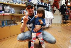 【大阪店】2014.10.20 マイアミからご来店して頂きました^^お子さんがとても可愛くて可愛くて、、、スナップ協力ありがとうございますっ