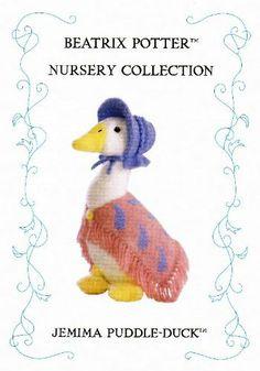 Beatrix Potter Nursery Collection: Jemima Puddle-Duck (Knitting Pattern) by Alan (Designer) Dart, http://www.amazon.co.uk/dp/B004LJ80CG/ref=cm_sw_r_pi_dp_ObNitb05ZPC8W