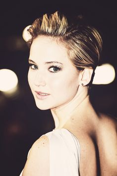 """If I don't have anything to do all day, I might not even put my pants on."" Jennifer Lawrence"