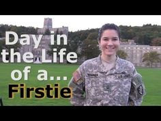 """Day in the Life of a West Point Firstie (Video). """"Firstie"""" is cadet slang for a first-class cadet (senior) at the United States Military Academy at West Point."""