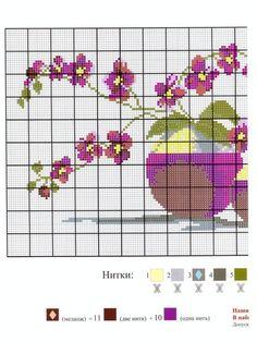 Gallery.ru / Фото #125 - цветы 5 - koreianka Conjunto violeta 1